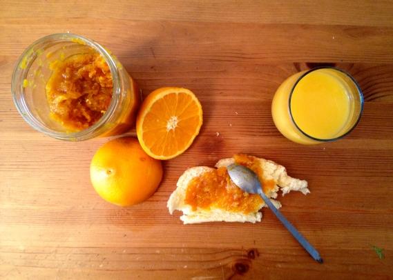 Confiture Orange ©Pink Lemon Creations