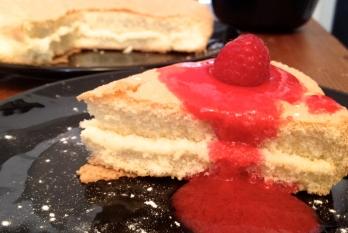 Gâteau de savoie @Pink Lemon Créations