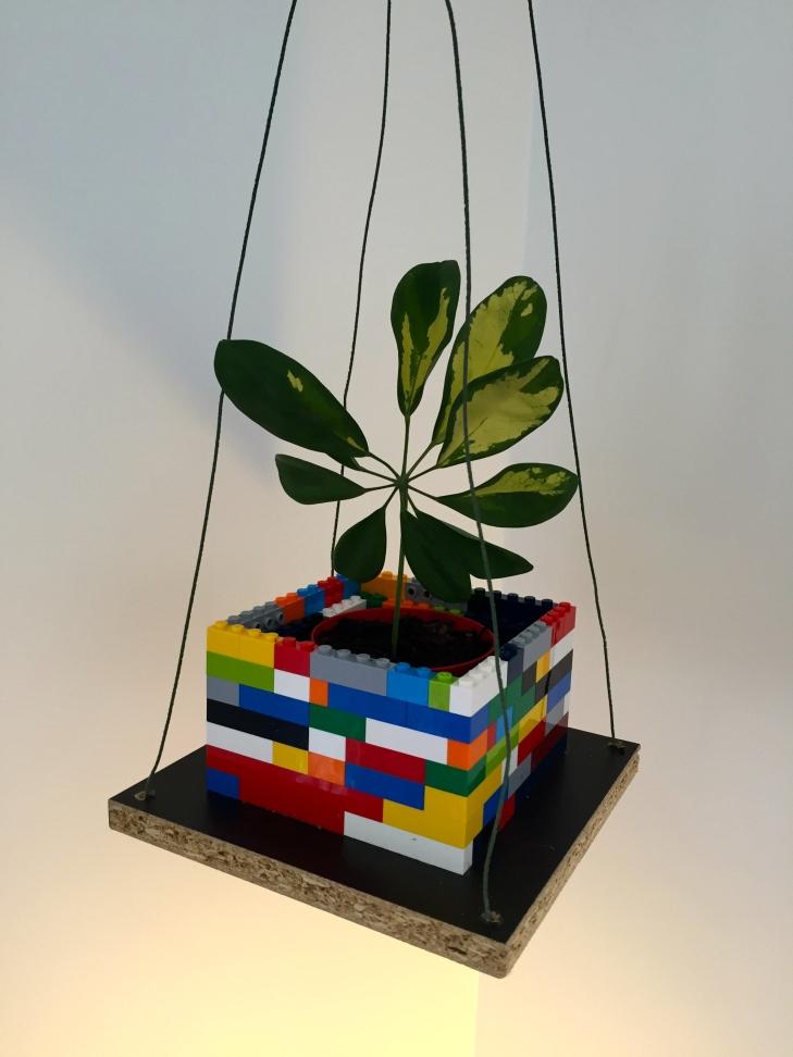 Cache-pot lego ©Pink Lemon Creations 3
