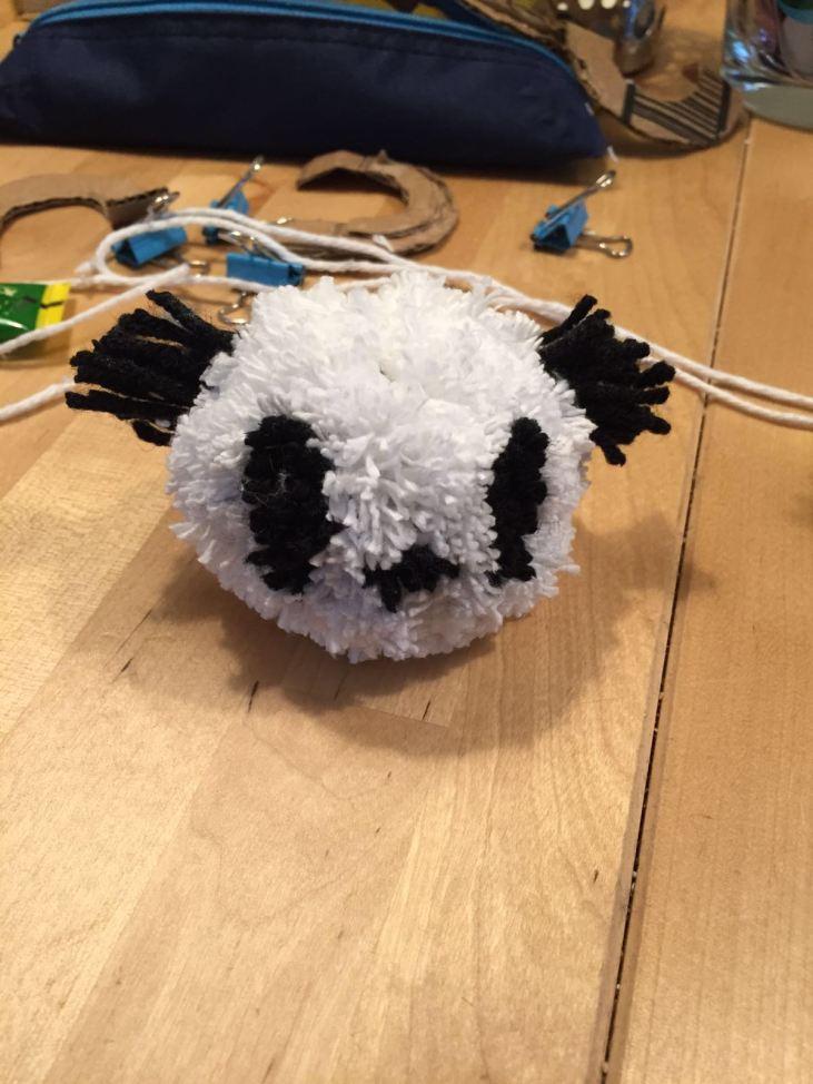 Panda Anne